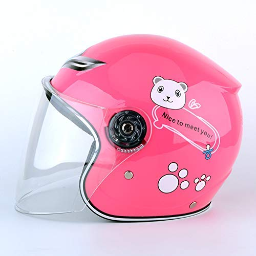 Comprar cascos rosa para moto
