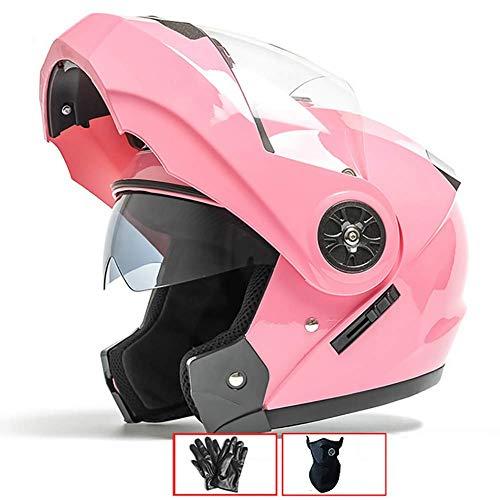 Donde comprar un casco rosa para moto