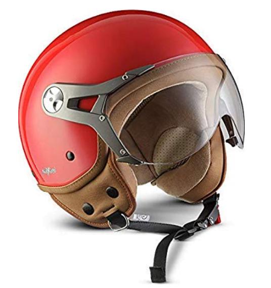 Los mejores cascos de moto vintage para mujeres