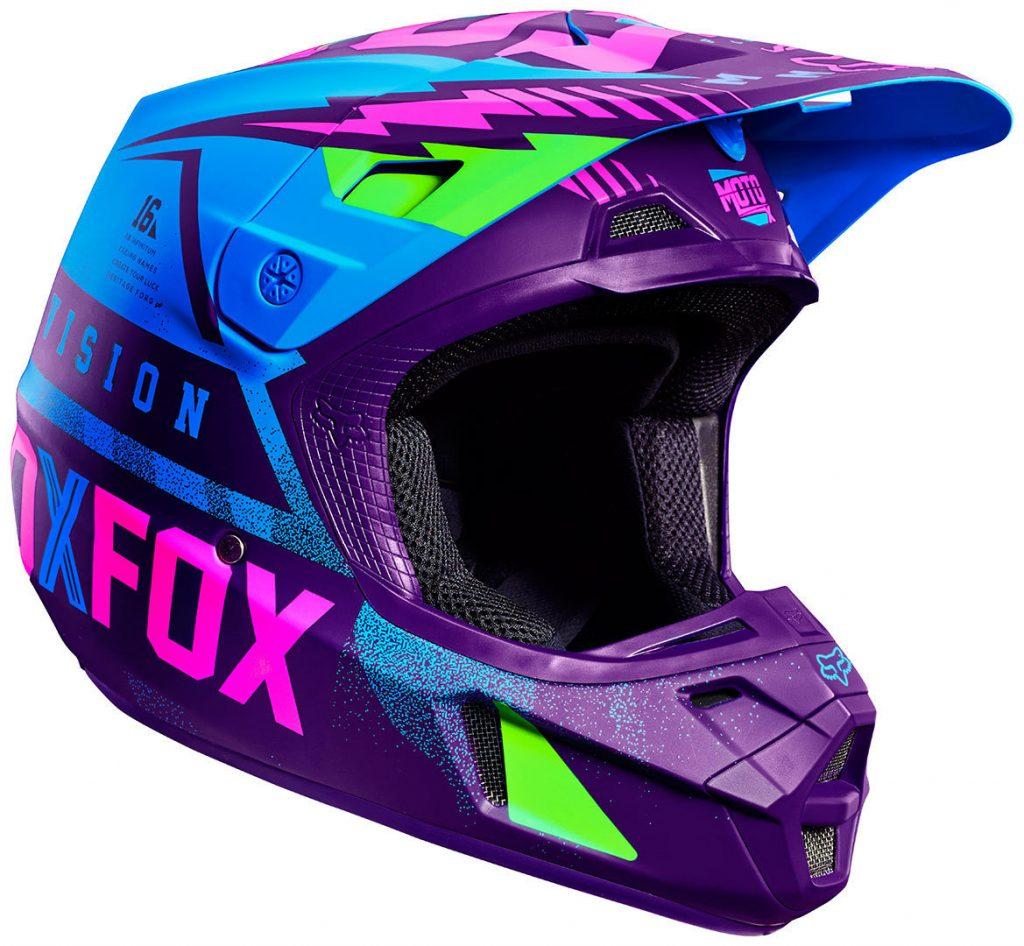 Imagenes de cascos fox para mujer