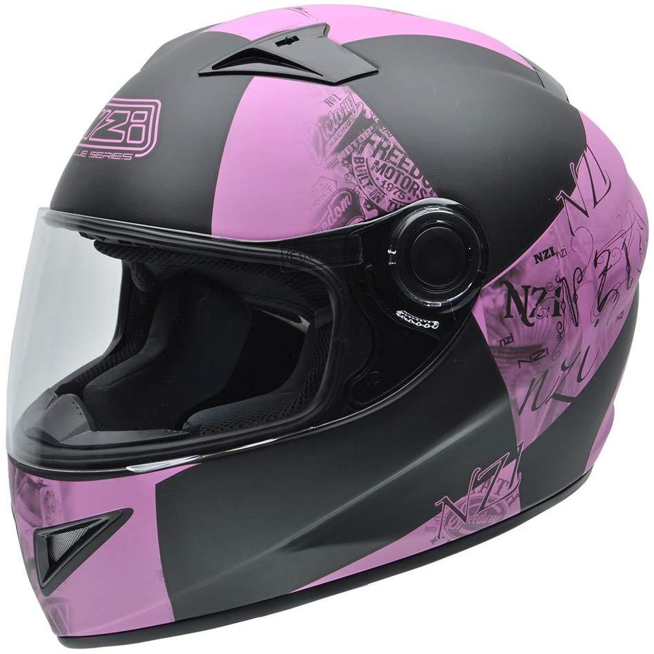 casco integral mujer