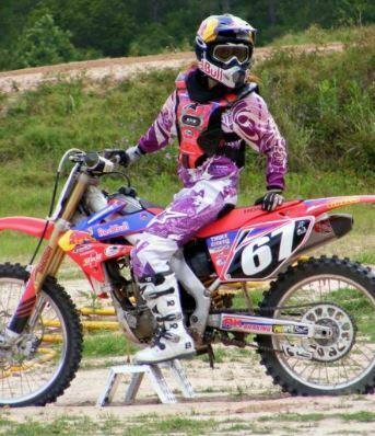 Mujeres Motocross La Campeona Te Dejara Con La