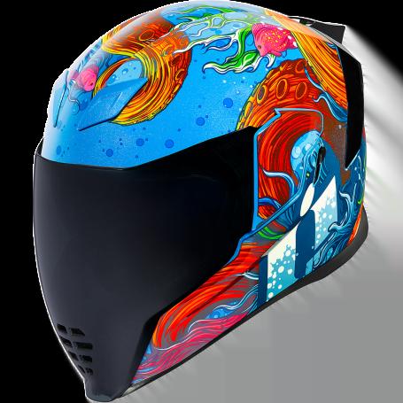 Cascos Icon Airflite el mejor casco para motociclistas