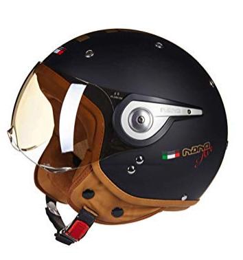 Diseños vintage para cascos de moteras